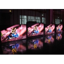 OEM for Led Poster With Ad Player,Smart Led Ad Player,Led Poster Display Manufacturers and Suppliers in China Full Color Indoor  LED Display Small Pitch supply to Poland Factories