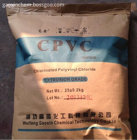 CPVC paper bag