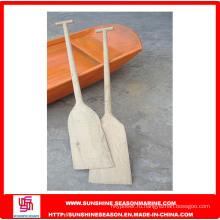 Деревянные вёсла / весло деревянная доска