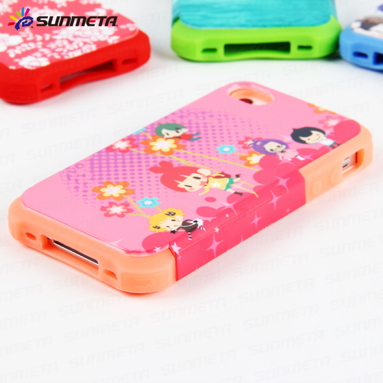 FREESUB 3D Sublimation Phone Case for IP4