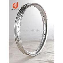 borda da motocicleta jantes alumínio liga borda falou roda para vendas tipo U
