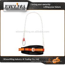 Personnalisé ceinture de sécurité longes