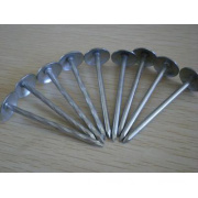 Galvanized Smooth Shank Roofing Nails