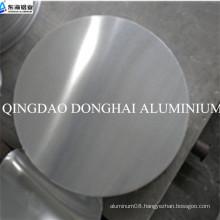 round shape Aluminium sheet circle