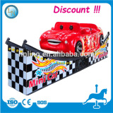 China LINO manufacturer indoor kids amusement equipment racing car games flying car for sale