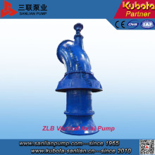 Zlb Series Vertical Submerged Axial Flow Pump