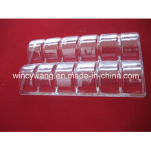Durchsichtige Plastikverpackungs-Blisterpackungen
