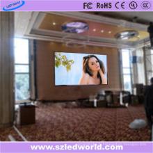 Usine de panneau d'écran à LED polychrome d'intérieur de HD 2.5