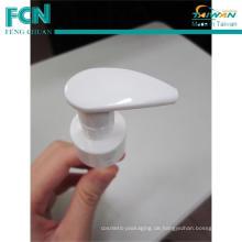 Kunststoff-Lotionspumpe 24/410 weißer Seifenflüssigkeitspender