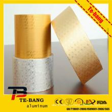 Papel para fumar cigarrillos / papel revestido de aluminio