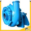 Pompe centrifuge horizontale de dragage de laitier pour l'exploitation minière