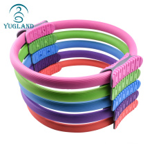 Hampool Wheel Train cheap high quality yoga ring pilates training ring resistance bands pilates ring