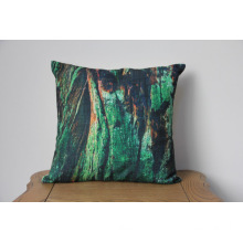 Digital print Jacquard Embroidery cushion pillow case