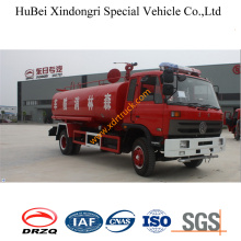 9ton Dongfeng Fire Truck for Sale Euro3