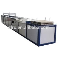Máquina de corte de fibra de vidrio de la máquina de pultrusión de perfiles de fibra de vidrio FRP