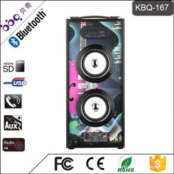 BBQ KBQ-167 20W 2000mAh Wireless Mini Speaker Bluetooth