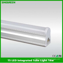 Ce RoHS FCC T5 LED Integrated Tube Light 1.2m 16W