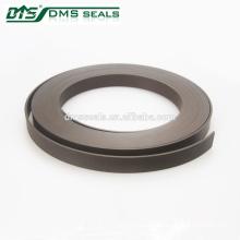 faixa de bronze do desgaste da tira da fita do guia de PTFE para o cilindro hidráulico GST