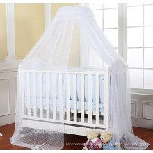 canopy mosquito net with jacquard