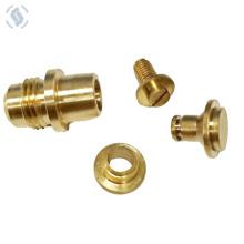 CNC OEM muffler Copper Plate Pipe End Spinnng Engrav Machine