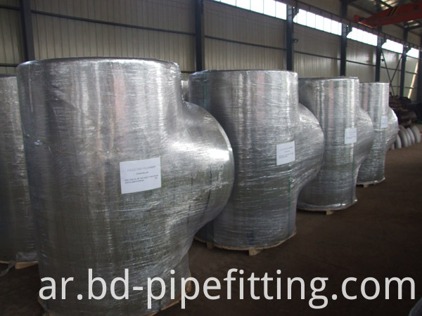 Alloy pipe fitting (107)