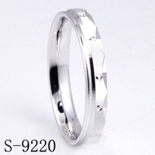 Fashion Sterling Silver Wedding/Engagement Jewellery Ring (S-9220)