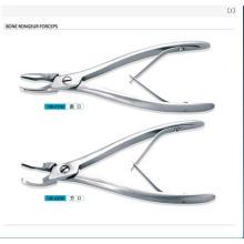 100 hueso Rongeur fórceps instrumento dental