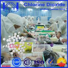 Desinfectante y Fungicida Químico para Procesamiento de Alimentos