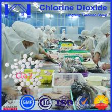Désinfectant et fongicide chimique pour la transformation des aliments