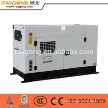 30kw diesel generator price soundproof by cummins engine
