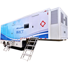 Mobile Medical CT Semi-trailer