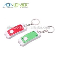 Mini keychain light avec stylo LED à usage professionnel