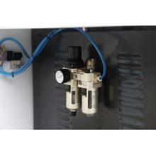Máquina de torno CNC de instrumento de mandril de resorte