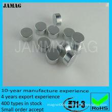 JMD3H3 Round Flat Thin Magnets