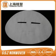 pacote de máscara de tencel não tecido cosmético fornecimento de folha de máscara facial