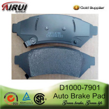 D1000-7901 Front Brake Pad for PONTIAC GRAND PRIX 2004