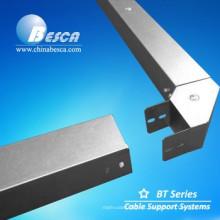 China Fabricante profesional del enlace de cables de la bandeja de cable