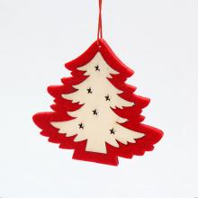 Décoration en bois de haute qualité pour Noël Décoration de Noël pour boutique et hôtel
