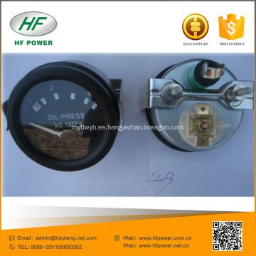 Piezas del motor diesel Deutz FL912 calibrador de presión de aceite