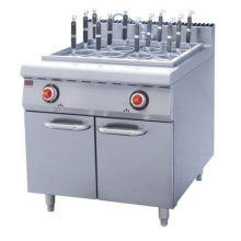 Silver 15l Electric Pasta Cooker With Cabinet Zh-rm-12 , Lpg Gas For Restaurant