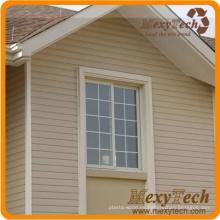 Panel de pared al aire libre de WPC Villar para aplicación Exterior