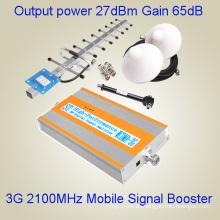 Repetidor de la señal del teléfono celular para 3G 2100MHz