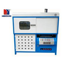 Factory directly provided for Semi Automatic Vacuum Forming Machine Semi-automatic plastic thermoforming blister making machine export to Indonesia Factory