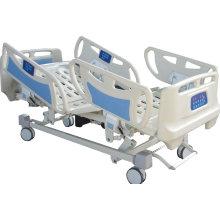2015 camas de enfermería eléctrica de cinco funciones más vendidas