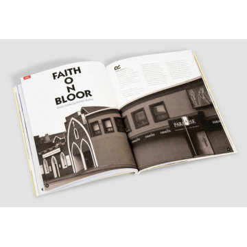 Entreprises d'impression de magazines Offset Printing Photo Book