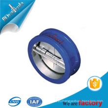 DN40 to DN800 150psi API Q235 wafer check valve