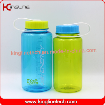 800 ml nouveau design Tuyau d'espace plastique de grande capacité (KL-7104)