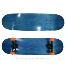 professionelle kundenspezifische kanadische Ahorn komplett Skateboards