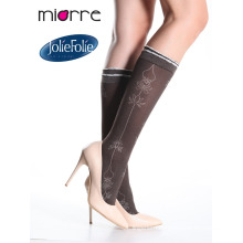 Miorre Donna BC Orleans Patterned Women Knee High Socks