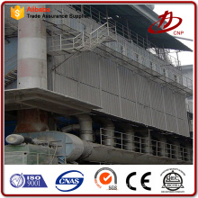 Baghouse precipitator dust extraction units